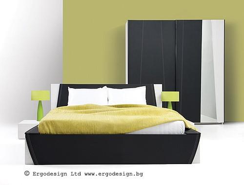 Спален комплект Екстази мебели Ергодизайн