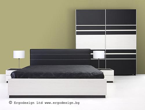 Спални комплекти Ергодизайн – Спален комплект Фого