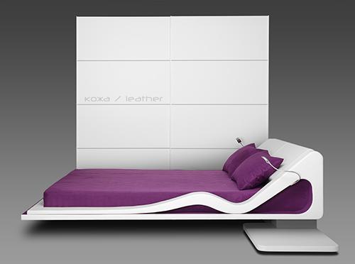 Дизайнерски Спални комплекти Ергодизайн-Спален комплект Пластик