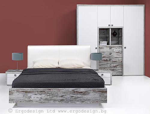 Спални комплекти Ergodesign-Спален комплект Антик