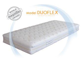 Промоция Magniflex -мемори матрак Duoflex 11% и мемори възглавница