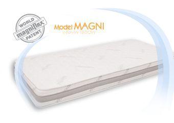 Промоция Magniflex -Magni   6% и мемори възгланица