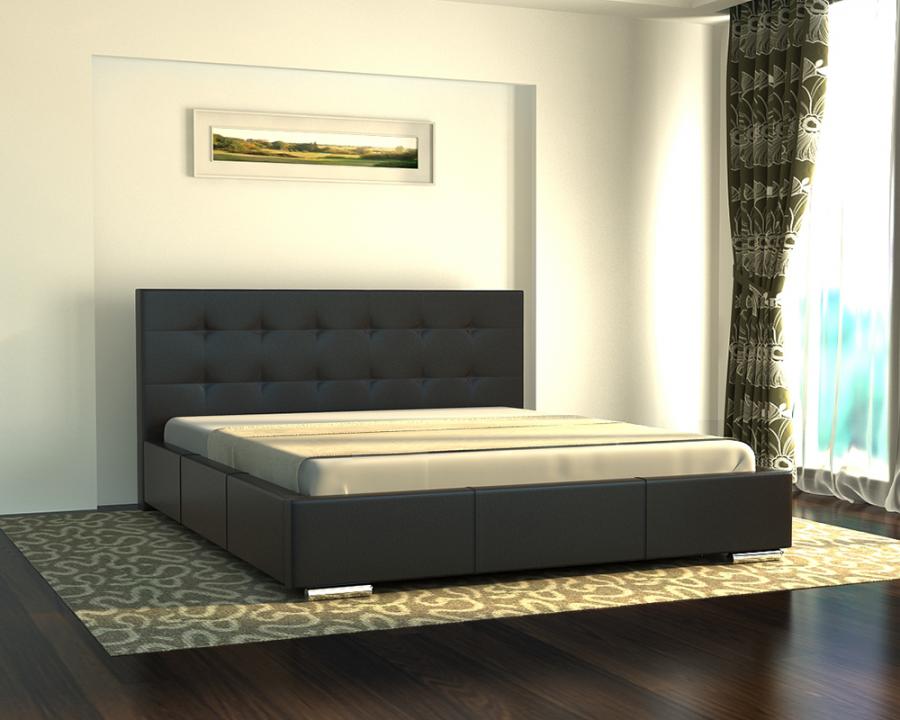brown beds