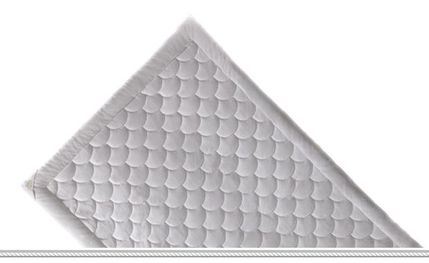Завивка Four Seasons Завивки White Boutique Microfiber