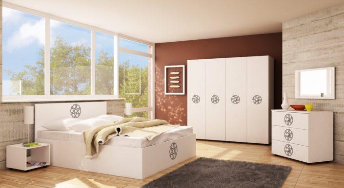 Спалня КАРМЕЛА 2