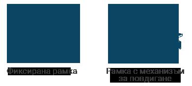 Тапицирано легло FIESOLE, Magniflex